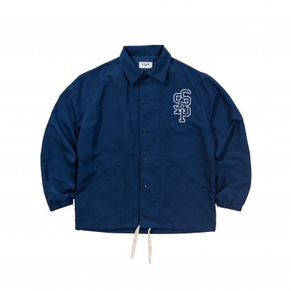 SSAP MEMBER COACH JACKET (NAVY)