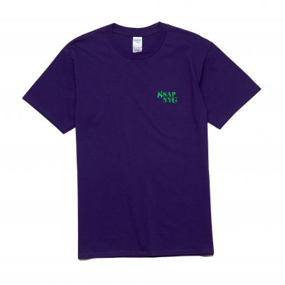SSAP DAYS T-SHIRT (PURPLE)