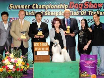 Best Local Bred in Show 2011