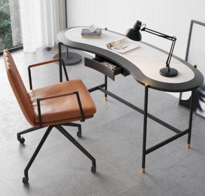 โต๊ะทำงาน Luxury (เซ็ต)