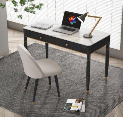 โต๊ะทำงาน Luxury(เซ็ต)