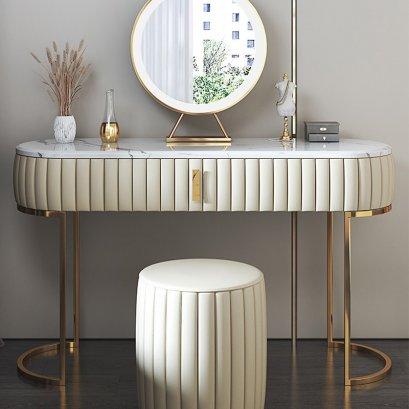 โต๊ะเครื่องเเป้ง Luxury