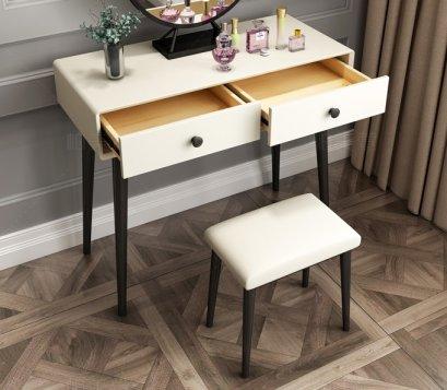 โต๊ะเครื่องแป้ง Luxury (เซ็ต)