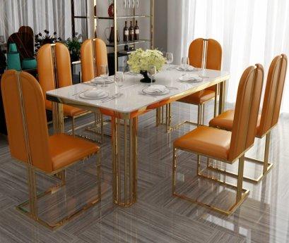 โต๊ะทานข้าว Luxury