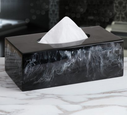 กล่องทิชชู Luxury