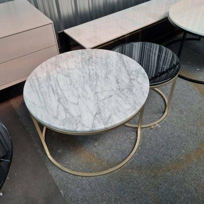 โต๊ะกลางแชต2ชิ้น Luxury