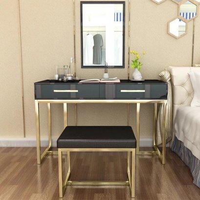 โต๊ะเครื่องแป้ง Luxury ( set 3 ชิ้น )
