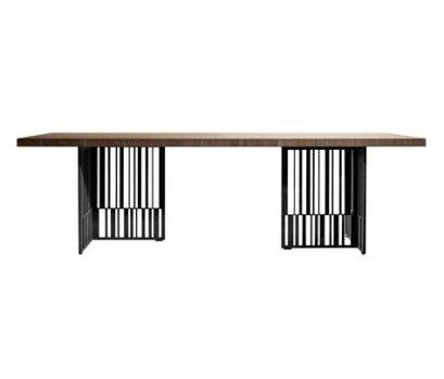 โต๊ะอาหาร (ได้แต่สีด้าน)Luxury