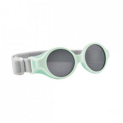 แว่นกันแดดเด็ก Clip strap sunglasses XS (0-9 m) AQUA