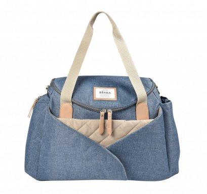 """Sydney II changing bag """"Smart color"""" HEATHER BLUE"""