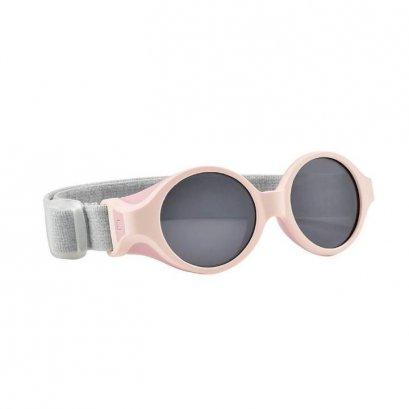 แว่นกันแดดเด็ก Clip strap sunglasses XS (0-9 m)  ROSE