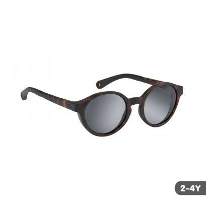 แว่นกันแดดเด็ก Sunglasses (2-4Y) Tortoiseshell