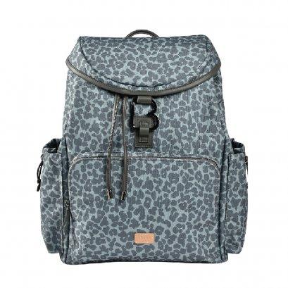 กระเป๋าเปลี่ยนผ้าอ้อมแบบเป้สะพายหลัง Vancouver Backpack XL - Dark Cherry Blossom