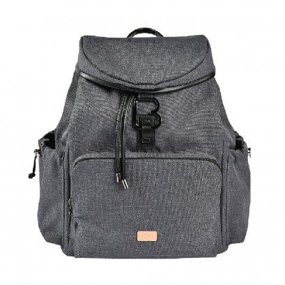 กระเป๋าเปลี่ยนผ้าอ้อมแบบเป้สะพายหลัง Vancouver Backpack XL - Dark Grey
