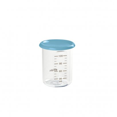 Baby Portion 120 ml Tritan - WINDY BLUE