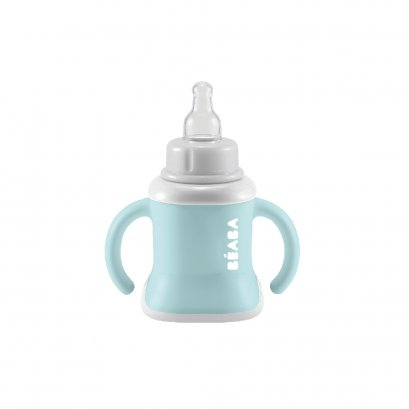กระติกน้ำหัดดื่ม 3 in1 Evolutive Training Cup - Airy Green