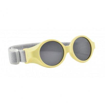 แว่นกันแดดเด็ก Clip strap sunglasses XS (0-9 m) TEND YELLOW