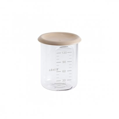 Baby Portion 120 ml Tritan NUDE
