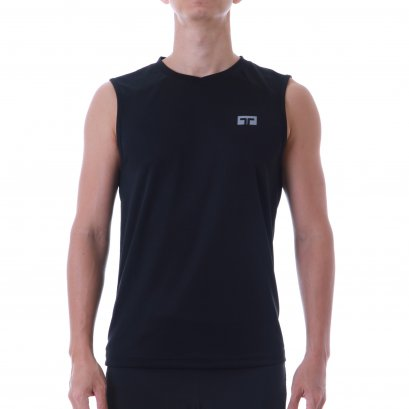 TL LITE Sleeveless Shirt (Black)
