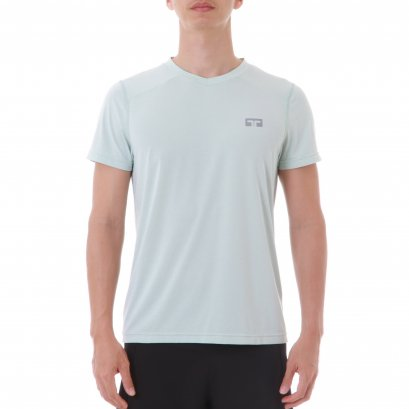 TL V-LITE RUNNING t-shirt (GREEN)