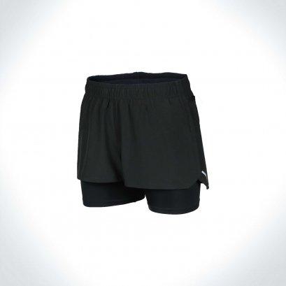 "Men's 3"" 2/1 Shorts กางเกงวิ่งรุ่น 3"" 2/1"