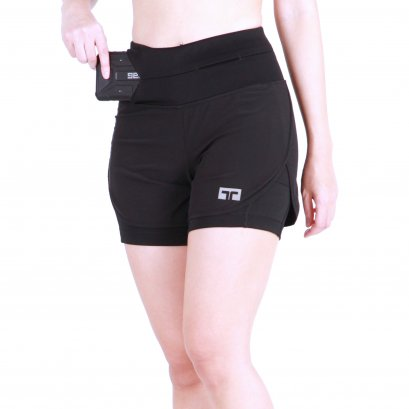 Women's 2 in 1 Fly-X Shorts