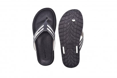 Comfy Flipper - blackOut พื้นดำ/ดำ หูดำ/ขาว