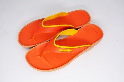 ZYNE - blackOut พื้นส้ม/หูส้มเหลือง