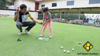 การสอนลูกสั้น และวางแผนการเล่นในสนามจริง