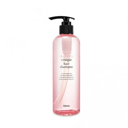 A'PIEU Raspberry Vinegar Hair Shampoo 500 ML.