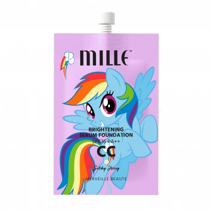MILLE MY LITTLE PONY BRIGHTENING CC CREAM 6G.