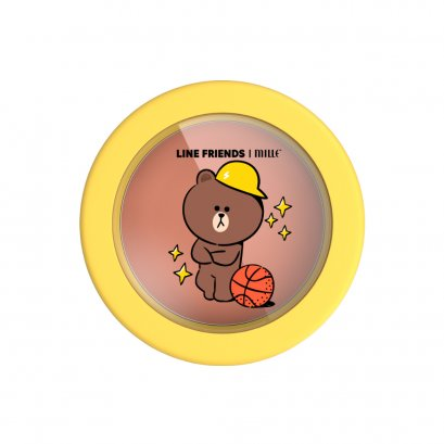 LINE FRIENDS | MILLE LOVABLE BLUSHER 5G.