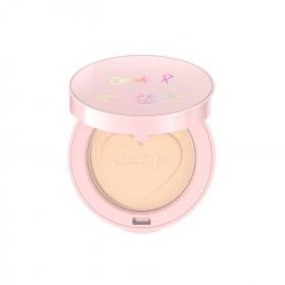 COLOR UP I THINK I LOVE YOU DOUBLE OIL CONTROL POWDER PACT SPF 30 PA++