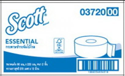 03720 Scott Essential JRT 2-Ply