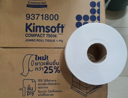 93718 KIMSOFT Compact JRT 1 Ply 750m.