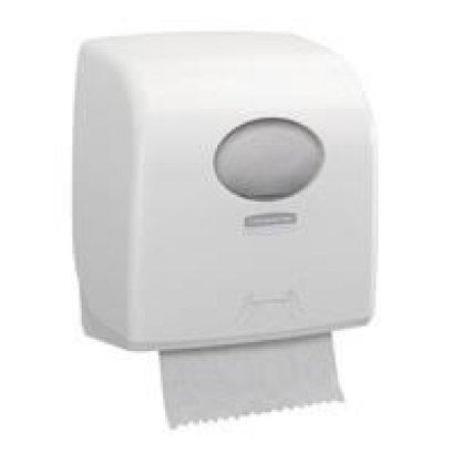 7955 SLIMROLL PBS Dispenser WHITE