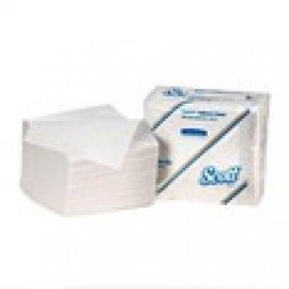 06393 กระดาษชำระอนามัยแบบแผ่น SCOTT HBT 1 Ply 300's