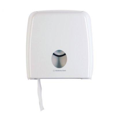 70260 กล่องบรรจุกระดาษชำระม้วนใหญ่ AQUARIUS* Jumbo Roll Toilet Tissue White Dispenser
