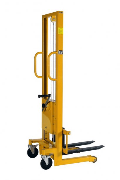 LS350 Hand Winch Stacker