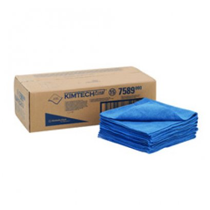 7589-00 KIMTECH PREP* Surface Preparation Microfiber Cloths