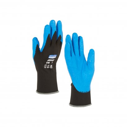 40227 JACKSON SAFETY* G40 Nitrile Coated Gloves 9-L