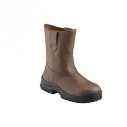 KRUSHERS รองเท้าบู๊ทนิรภัย พื้น PU/TPU รุ่น TEXAS