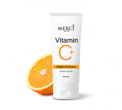 Merci Vitamin C Bright Gel Cleanser 50 ml.