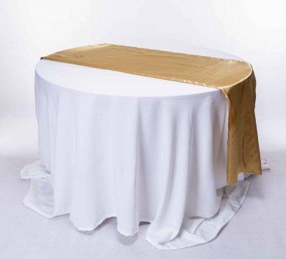 เช่าผ้าคาดโต๊ะกลม