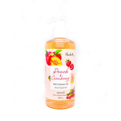 Peach @ Cranberry Bath & Shower Gel
