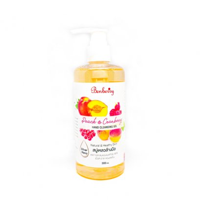 Peach @ Cranberry Hand Cleansing Gel