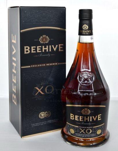 ลัง 12 ขวด Beehive XO Brandy 75cl.