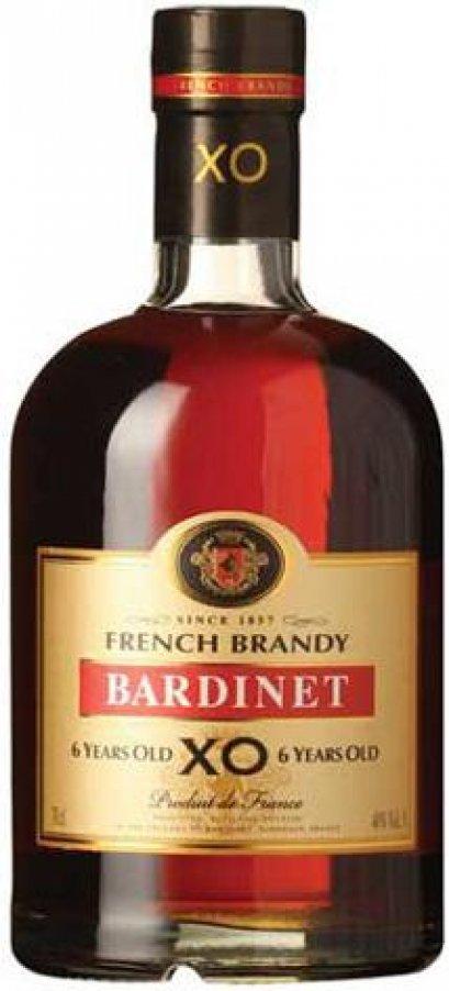 ลัง 12 ขวด Bardinet 6yr XO French Brandy 70cl.
