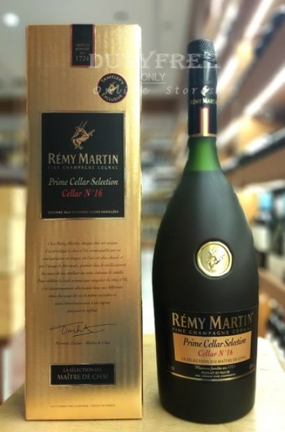 ลัง 12 ขวด Remy Martin Prime Cellar N ' 16 1Liter
