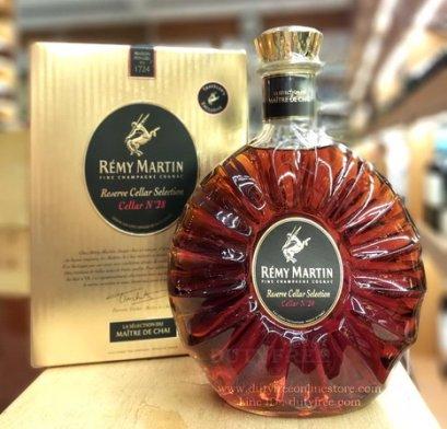Remy Martin Reserve Cellar Selection Cellar No. 28 Cognac 1 Liter